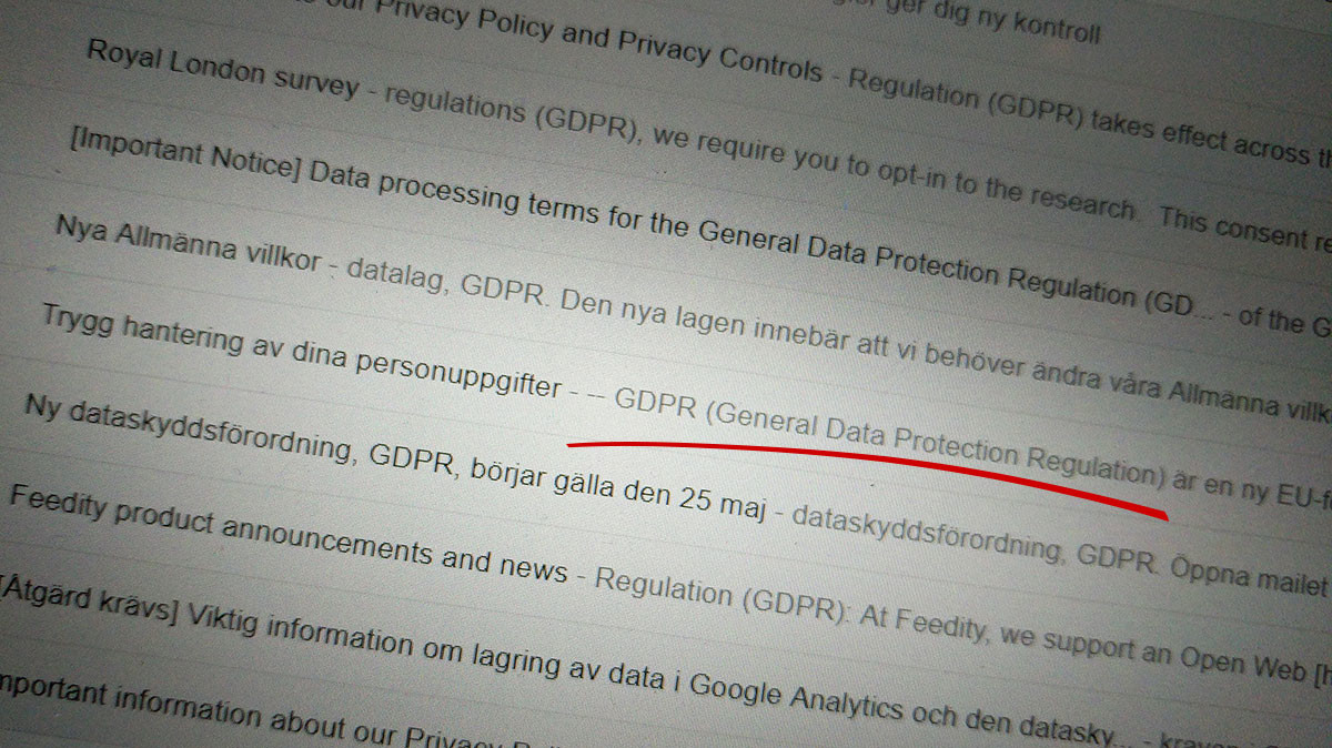Google Analytics and GDPR – what do you need to do